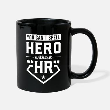 Manager You Can not Spell Hero Without HR - Mug