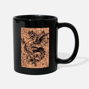 Dragon - Taza