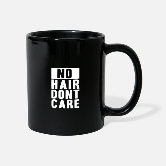 Equalizer Mugs & Drinkware - MY EGAL THAT I HAVE NO HAIR! GIFT IDEA - Mug black