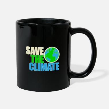 Carbon Dioxide Save the Climate - Safe the climate - Mug