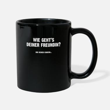 Funky Nasty nerd sayings, cool gift, computer scientist - Full Colour Mug