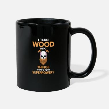 Hammer Carpenter wood worker - Mug