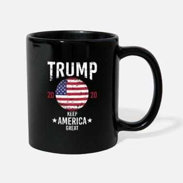 2016 Trump 2020 - Keep America Great - Mug