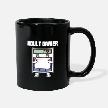 Adult Adult Gamer Adult Calculator - Mug