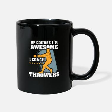 Hammer Athletics Coach Hammer Throwing Gift - Mug