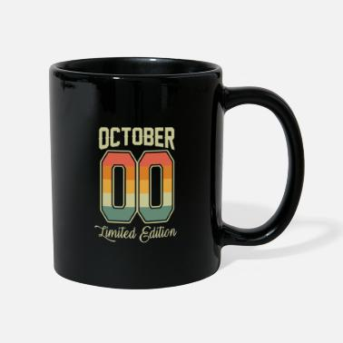 Myth Vintage 20th Birthday October 2000 Sports Gift - Mug