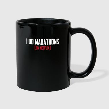 Netflix - Taza de un color
