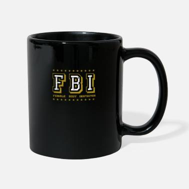 Inspector Inspector Female Body Inspector Gift - Full Colour Mug