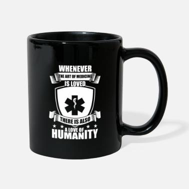 Senior Physician Physician medics medicine gift - Mug