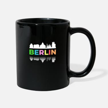Federal Capital Berlin Colorful Federal Capital Germany Wall Duomo - Mug