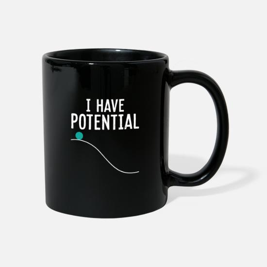 Students Mugs & Drinkware - Physicist Physicist Potential teacher Funny gift - Mug black