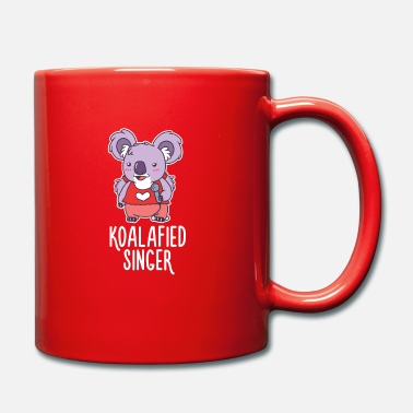 Cute Country T Karaoke-Sängerin Koalafied Sound Baby Bear Cute - Tasse