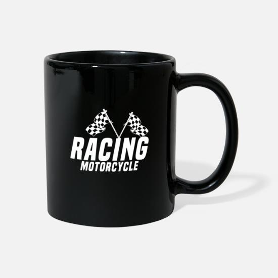 Renner Mugs & Drinkware - Motorsport - Mug black