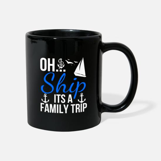 Ferry Mugs & Drinkware - sailing - Mug black