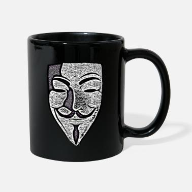 Anonymous Masque d'effet anonyme 01 - Mug