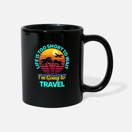 Travel Mugs & Drinkware - Travel travel - Mug black