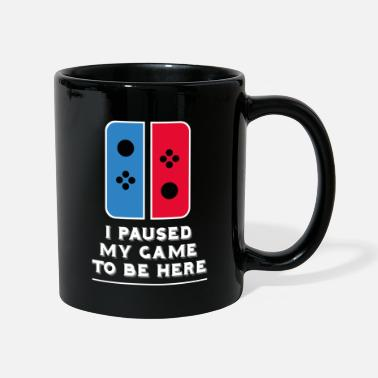 Gamer Console Switch Play Game Video Game Idea - Mug
