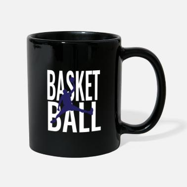 Basketball Player Basketball Gift - Basketball Player - Full Colour Mug