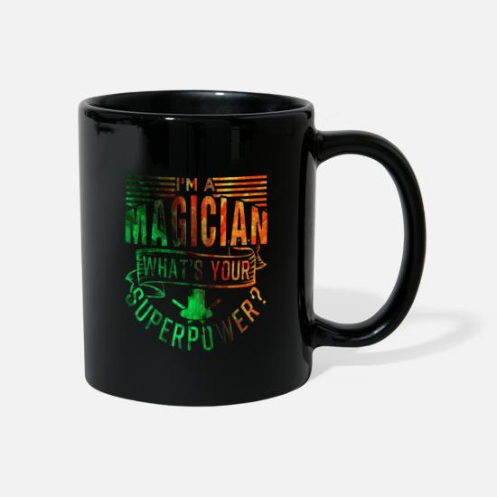 Gift Idea Mugs & Drinkware - magic - Mug black