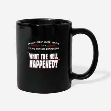 Hell What The Hell Happened? - Tasse