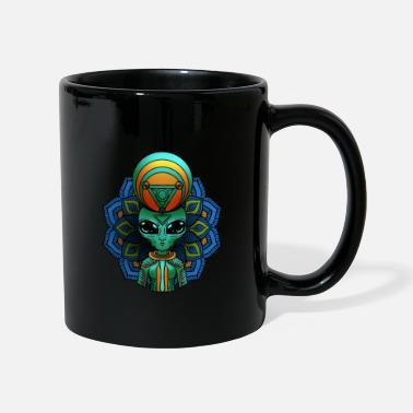 Soucoupe Volante Alien Ufo Aliens Space Monster Funny Perfect Gift - Mug