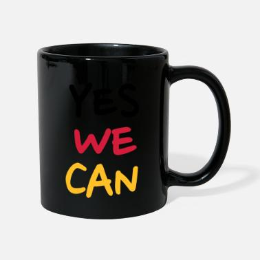 We Yes we can - Mug