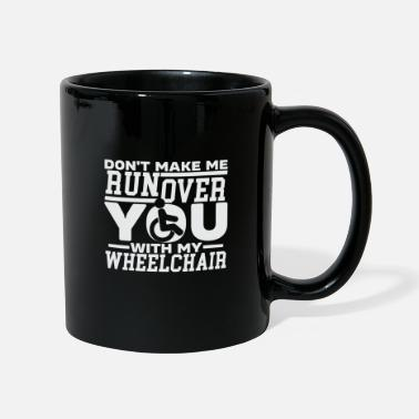 Taxi Wheelchair user wheelchair user gift idea - Mug