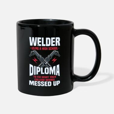 Metal Welder industry metalworker gift - Mug