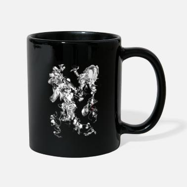 Crazy shapes - Mug