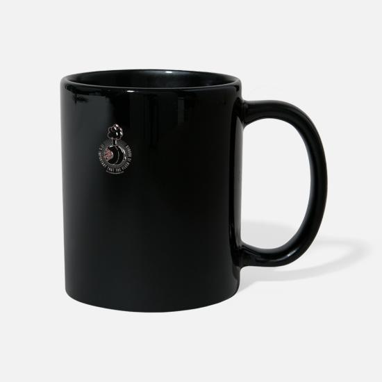 Nerd Mugs & Drinkware - Rick and Morty Plumbus Mug - Mug black