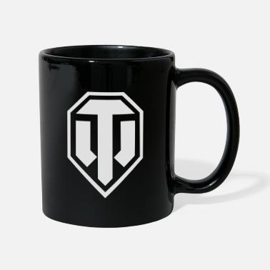 Officialbrands World of Tanks - Logo - Tasse