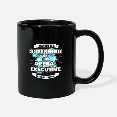 Opera Opera Executive Gift Superhero Opera Executive - Mug