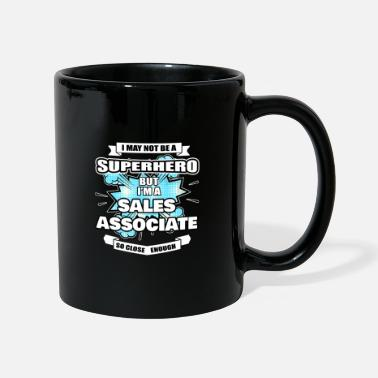 Association Sales Associate Gift Superhero Sales Associate - Mug