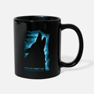 Pack-animals wolf wolfpack pack animals - Mug
