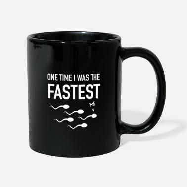 Sprinten One Time I Was The FASTEST - Mug