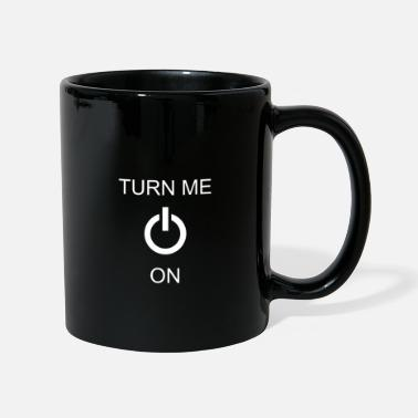 Sex Turn Me On Funny sex saying gift - Mok uni