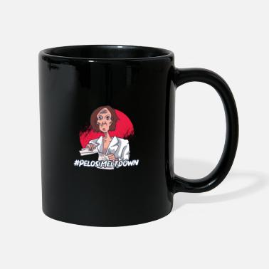 2020 Election Nancy Pelosi American USA Pelosi Melt Down Gift - Mug