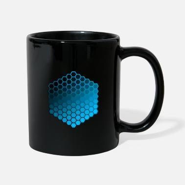 Hexagons hexagons - Mug