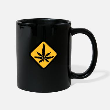 Hanf Hanf | Grass | Warning - Mug