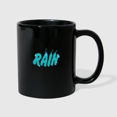 Rain Rain Rain - Full Colour Mug