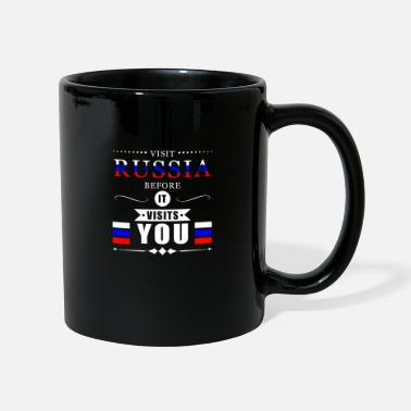 Russia Russia Russia - Full Colour Mug