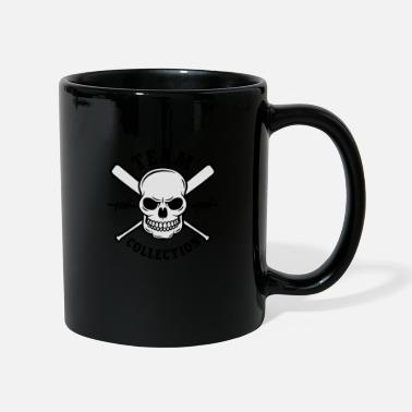 Bankruptcy Team Collection Skull - Tazza