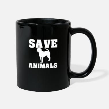 Animal Rescue Save the animals animal rescue dogs - Mug