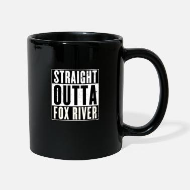 Fox River Straight Outta Fox River - Prison Break T-shirt - Mug