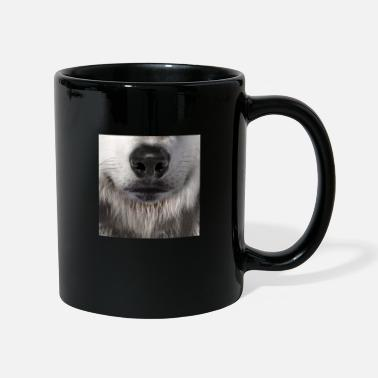 Wolf face mask pack animal mask snout - Mug