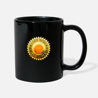 Fake Fake News Orange Fruit - Mug