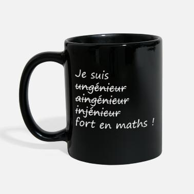 Fort Je suis fort en maths ! - Mug
