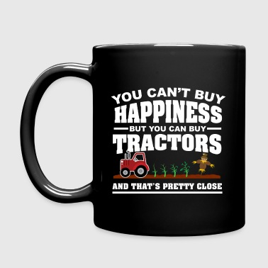 Farmer Buy tractors - Full Colour Mug