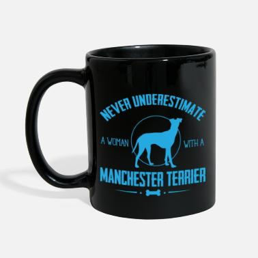 Manchester Dog Shirt-Manchester Terrier NUW - Full Colour Mug