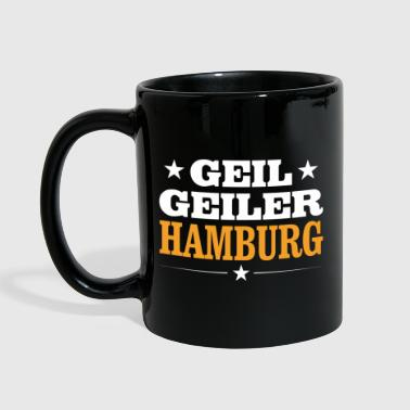 Horny horny HAMBURG - Full Colour Mug